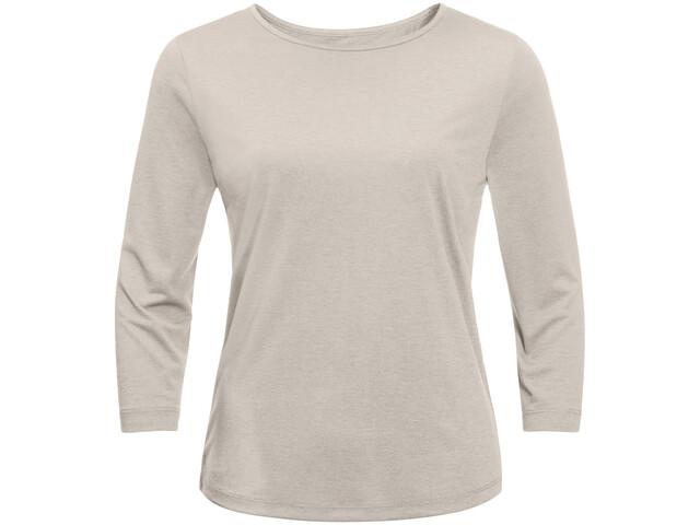 Jack Wolfskin JWP T-Shirt Damen winter pearl